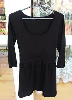 Kup mój przedmiot na #vintedpl http://www.vinted.pl/damska-odziez/krotkie-sukienki/14364855-sukienka-czarna-zwiewna-hm-nowa-idealna-na-lato-wakacje