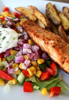 Frisk, Food And Drink, Chicken, Baking, Dinner, Dining, Bakken, Food Dinners, Backen
