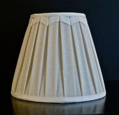 Uno lampshade with Art Deco trim by Lampshadesetc on Etsy, $52.00