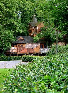 Treehouse, England