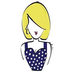 blondie girl_