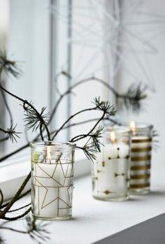 In der Adventszeit schmücken wir unser Zuhause mit vielen Kerzen und schönen Laternen. Die schönsten Teelichthalter und Windlichter.
