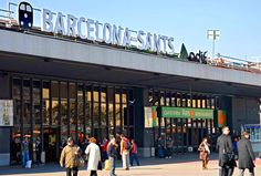 Alquiler de Coches en Estación de Barcelona Sants