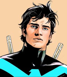 Dick Grayson in Batman: Prelude to the Wedding - Nightwing vs. Dc Comics, Batman Comics, Batman Batman, Batman Comic Art, Batman Robin, Marvel Art, Catwoman, Harley Quinn, Nightwing And Batgirl