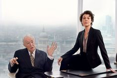 In Vogue: Gambon And McCrory Talk Fearless