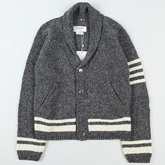 (トム ブラウン) THOM BROWNE 14AW 4LINE アームバンド WOOLカーディガン_GRAY M... http://www.amazon.co.jp/dp/B01GCDJMUC/ref=cm_sw_r_pi_dp_17vtxb0S8JPF6