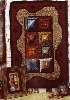 1000 Images About For Sale Vintage Rug Hooking And Web