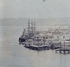 Durban c 1915 detail from Entrance to harbour News South Africa, Durban South Africa, West Africa, Old Photos, Paris Skyline, Entrance, Cities, Old Things, Southern