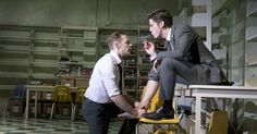 pico alexander a most violent year | REVIEW: 'Punk Rock' impresses Off-Broadway - NY Daily News