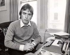 Martin Amis British novelist.