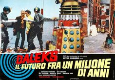 DALEKS - INVASION EARTH 2150 AD - 1966