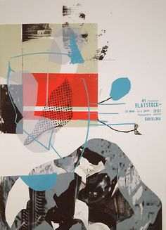 Flatstock - Barcelona - Damien Tran#Repin By:Pinterest++ for iPad#
