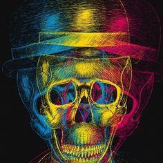 #kurukafa #iskelet #skull #skeleton #renk #colours #colors