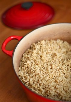 Eat Well Spend Less: Food Resolutions (Recipe: Baked Brown Rice Pilaf) | Simple Bites