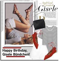 Happy Birthday, Gisele Bndchen!