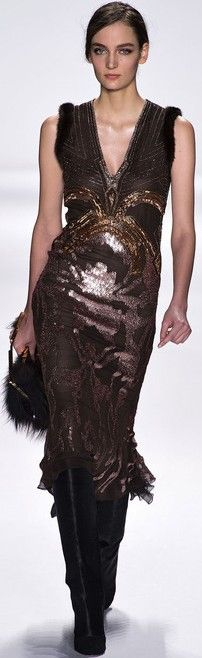 J. Mendel Fall 2013 Ready-to-Wear ♥✤ | Keep the Glamour | BeStayBeautiful