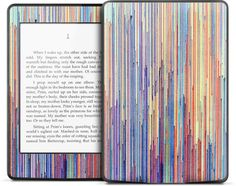 【お取り寄せ】Kindle Paperwhite ケース・カバーよりデザイン豊富!【GELASKINS】Kindle Paperwhite/キンドル ペーパーホワイト  スキンシール【Monad】【YDKG-td】高品質3M製シール使用で剥がしてもベタつかない!【RCP1209mara】【楽天市場】