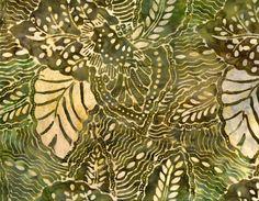 batik...I used to make batik art work in the seventies.