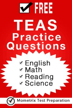 Free TEAS Practice Questions