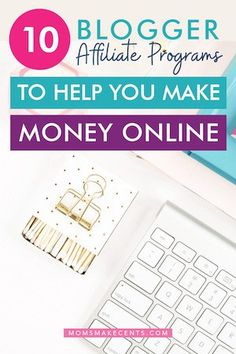Do you want to make money on your website? You might want to consider affiliate Marketing Program, Affiliate Marketing, Online Marketing, Content Marketing, Digital Marketing, Ways To Earn Money, Make Money Blogging, How To Make Money, Blogging For Beginners