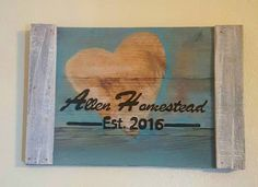 "15 Likes, 1 Comments - Sadie Wulfestieg (@wulfllc) on Instagram: ""Allen Homestead Sign.  #wulfllc #woodworkingwoman #workshop #wood #sign #homestead #custom #local…"""