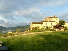 Top quality relax in Toscana, vista panoramica e servizi di prim'ordine in Resort di campagna a Siena