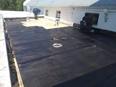 treat your roof with the high standard you expect it to uphold! #waterproofing #treatment