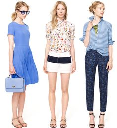 Love this summer looks!