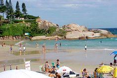 Praia da Joaquina - Florianopolis - Brasil