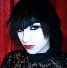 best 25 gothic hairstyles ideas on pinterest goth