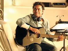 Phenomenal Music Director A.R. Rahman Launched Own Mobile App -  [Click on Image Or Source on Top to See Full News]
