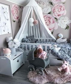 30 very adorable baby nursery ideas for moms # adorable # ideas # ki . - 30 very adorable baby nursery ideas for moms room decor You are - Baby Bedroom, Girls Bedroom, Nursery Room Decor, Bedroom Decor, Nursery Ideas, Nursery Art, Nursery Prints, Bedroom Ideas, Toddler Rooms