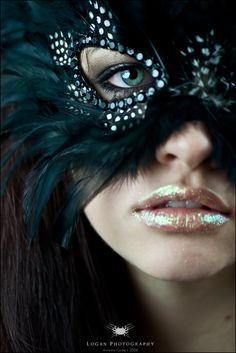 Masquerade Mask Goddess