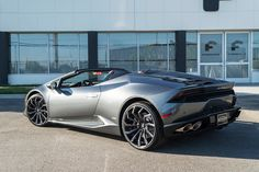Lamborghini Huracan Spyder by Forgiato Wheels – automotive99.com