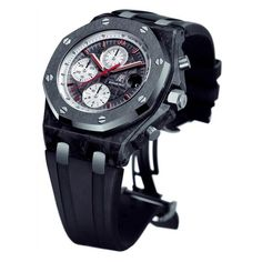 A Swiss Italian Racer: Audemars Piguet Royal Oak Offshore Jarno Trulli Chronograph Limited Edition Watch - Luxury Watch Trends 2018 - Baselworld SIHH Watch News Dream Watches, Fine Watches, Luxury Watches, Cool Watches, Watches For Men, Audemars Piguet Gold, Audemars Piguet Watches, Royal Oak Offshore, Limited Edition Watches
