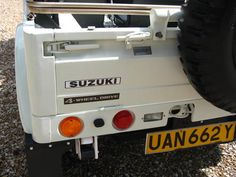 Suzuki LJ80 - 12k - 1 Prev Owner - 12 MoT - 6 Tax (1978) (picture 2 of 6)