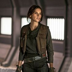 Jyn Erso- Rogue One: A Star Wars Story(2016)