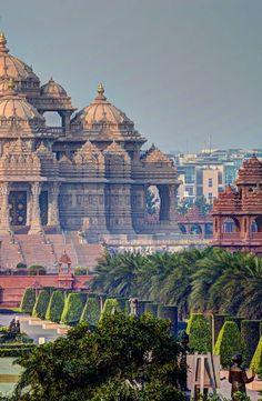 Akshardham Temple, Delhi, India