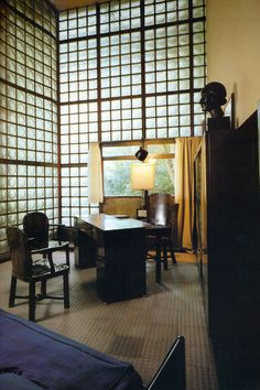 Ecomanta: Luxury style in Paris - French Chic: Pierre Chareau and his master piece Maison de Verre