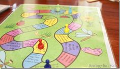 garden bug fine motor game using clothespins: gameboard (free, printable) and tutorial included.