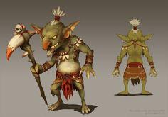 Goblin, Jera Y on ArtStation at https://www.artstation.com/artwork/goblin-e56f8387-227d-4d8d-b99d-00bffd3878eb