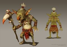 Goblin, Jera Y on ArtStation at https://www.artstation.com/artwork/goblin-e56f8387-227d-4d8d-b99d-00bffd3878eb