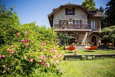 Villa Santa Maria Les Terrasses du Cottage #chateauhotelscollection #gastronomic #hotel #hotel #talloires #annecy #lake #lac #mountains #montagne #detente #loisirs #vacances #garden