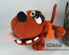 Bunny amigurumi crochet pattern pdf