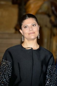 Crown Princess Victoria and Prince Daniel are currently in Paris  for a one-day visit