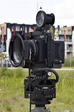Alpa Tech Camera w/ Leaf Aptus Digital Back