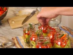 Mason Jar Cookie Mix Holiday Gift | At Home With P. Allen Smith - YouTube