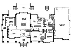 Sofala Luxury Craftsman Home Plan 071D-0212   House Plans and More