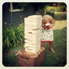 Tony could make this for sure. maybe even bigger blocks though!