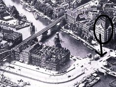 = DEFENCE AND WW2 =: The almost forgotten story behind the lion from Rotterdam.